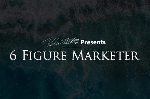 6 Figure Marketer course image