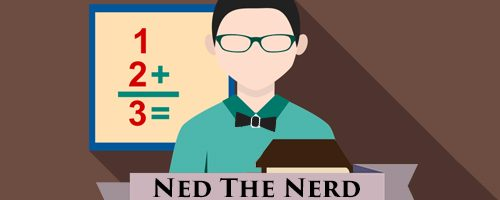 Ned The Nerd | Character Course